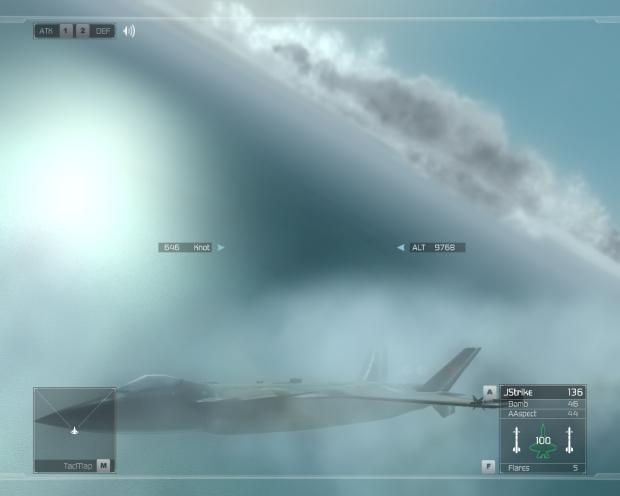 J-20 in Hawx