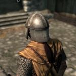 Skyrim Guard Helmet Retexture