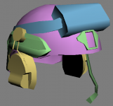 Ops Core Helmet WIP
