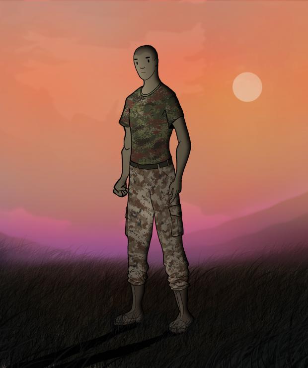 PLA Soldier