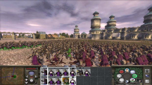 Link in Hyrule: Total War Campaign and Custom Battle