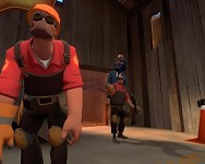 Tf2 posings.