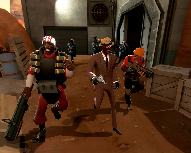 More tf2 posings