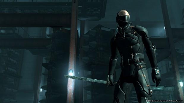 Hei-Gui Stealth Armor