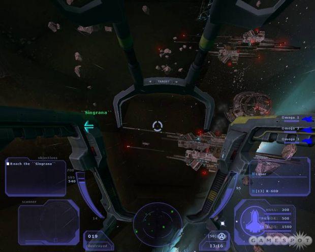 Cockpit Mode