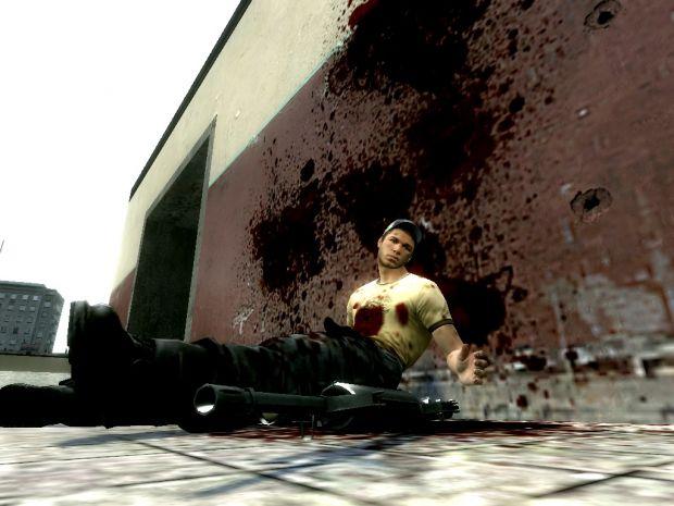 Dead guy.