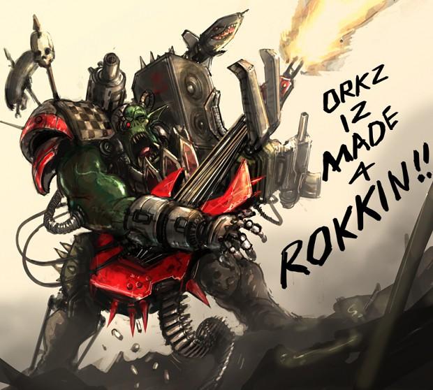 Ork! Ork!