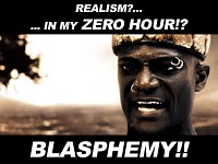 REALISM IN MAI ZERO HOUR?
