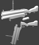 M158 Grenade Launcher