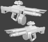 T-97 Plasma Rifle