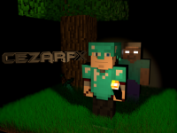 Minecraft Cinema 4D( By Cezarxx)