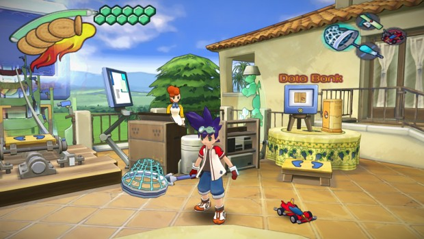 Emulated Ape Escape 3 with Shaders at 1080p