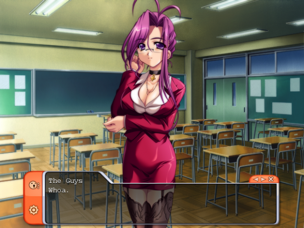 A Generic Very-Sexy Anime Teacher Image - Maxen1416 - Mod Db-2345