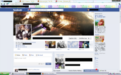 My FB profile