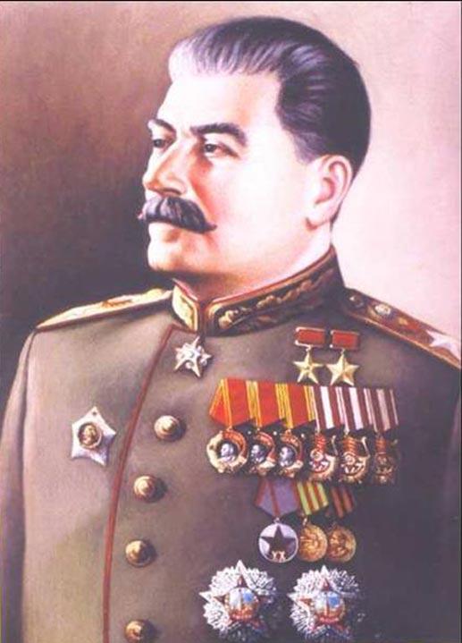 Ио́сиф Ста́лин