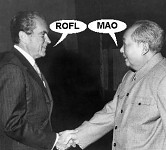 MAO meeting the ROFL...