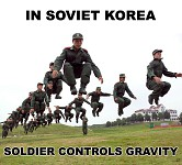 In Soviet Korea...