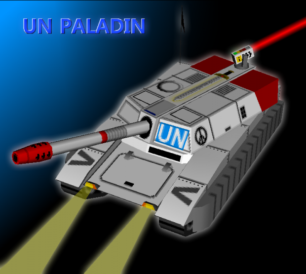 Dark Star Paladin Tank