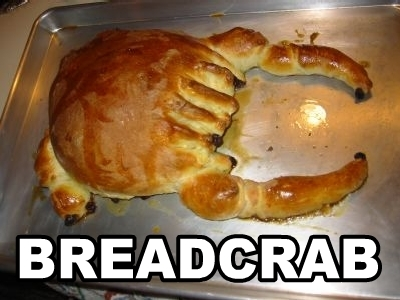 bread crab