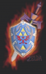 MasterSword & Hylian Shield mashup