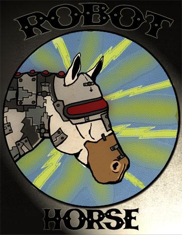 Robot Horse Logo