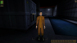 Doom 3 Maintenance in Deus Ex