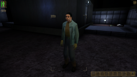 Doom 3 scientist in Deus Ex