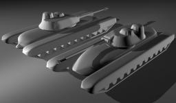 Landcruiser Mk. III