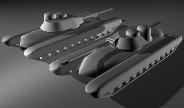 Race Landcruiser Mk. I