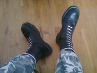 White laced Docs 2