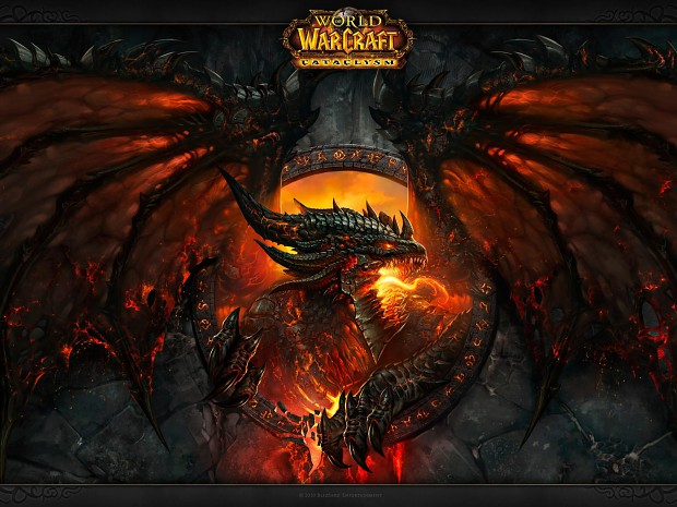 world of warcraft cataclysm deathwing. World of Warcraft Cataclysm -