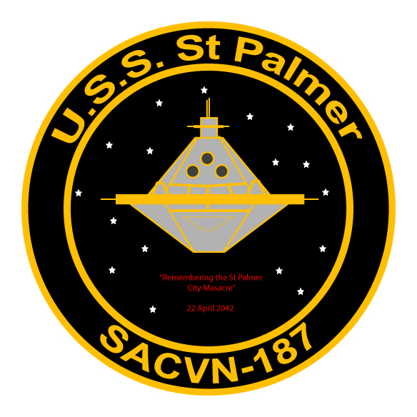 St Palmer Patch