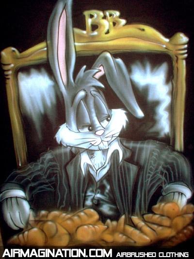 Scarface bugs bunny
