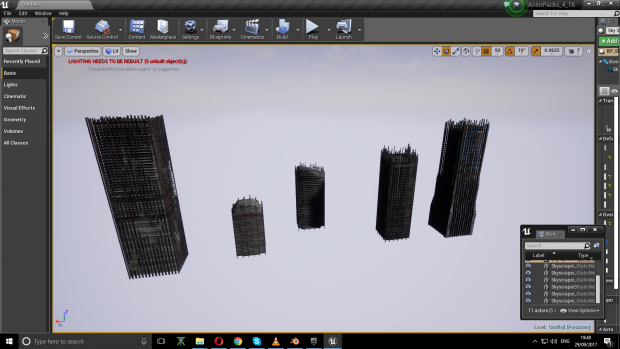 X-Project Skyscrapers 01