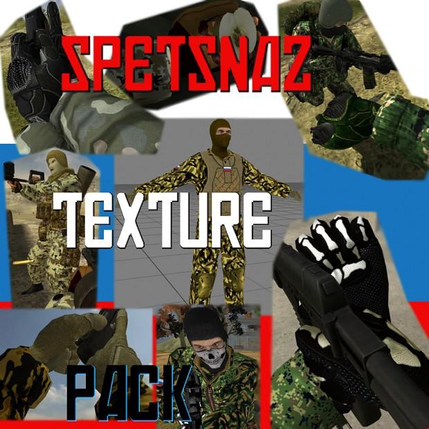 Spetsnaz Texture Pack