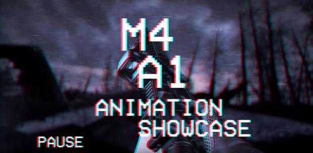M4 Animations by Ha-ru
