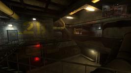 Hazard Course - Transition Room, Beta 1