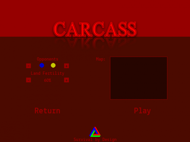 Carcass Game options