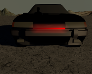My version of Knight Rider