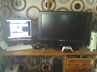 My Desk in 2012