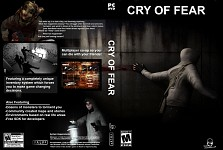 Cry of Fear DVD Cover by Deadrawkstar