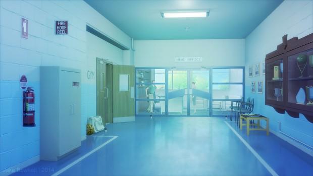 School Hall B