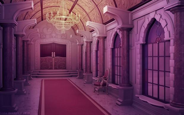 Treasury Hall