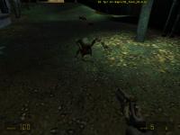 Fast torso zombie (HL2 Ep. 1)