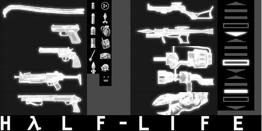 (Beta?) weapon selection menu