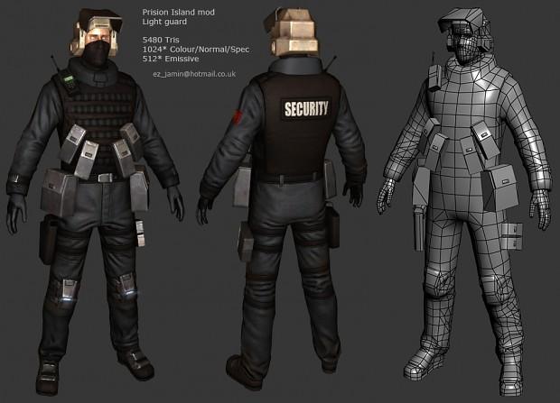 PI- Light Guard