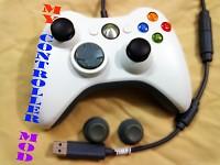 My X360 Controller Thunbstick Mod