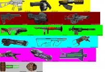 Tiberium Cryconflict Weapons