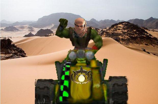 GLA Wartruck