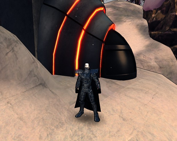 Darth Malgus in Champions online